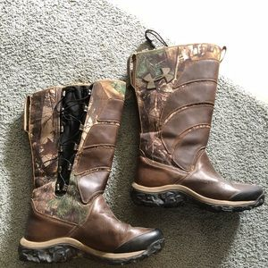Under Armour Shoes - UA Men's Hunting Boots 🥾